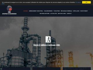 Aménagement bâtiment industriel Monts