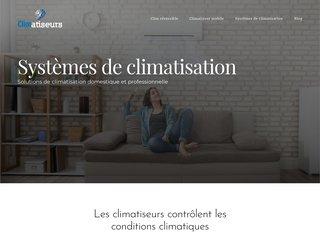 Informations sur les systèmes de climatisation des maisons
