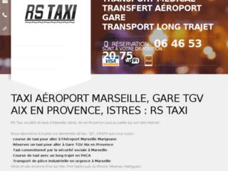Réservation de taxi à Istres dans les Bouches-du-Rhône