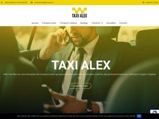 Service de taxi 34 à Pezenas