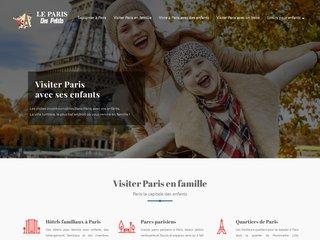 Voyages des enfants à Paris