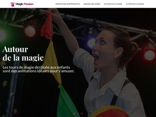 A la découverte de la magie