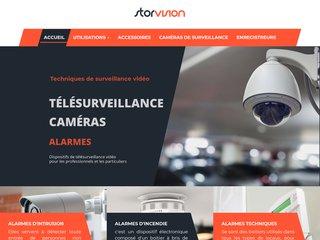 Storvision : tout savoir sur les dispositifs de vidéosurveillance