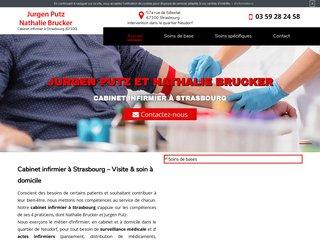 Cabinet infirmier à Strasbourg