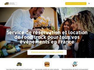 Location et réservation food truck