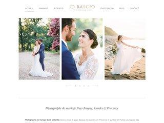 Photographe de mariage Pays basque