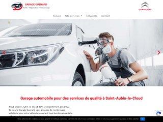 Station-essence 79 Saint-Aubin-le-Cloud