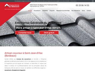 Réparation de cheminée à Saint-Jean-d'Illac