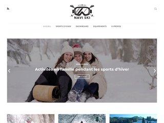 Tout savoir sur le ski et les sports d'hiver