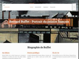 Le site de Bernard Buffet