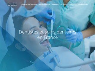 Informations sur les soins dentaires