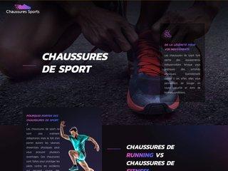 Choisir sa chaussure de sport