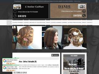 Atelier de coiffure à Rambouillet (78) - L'Atelier Coiffure