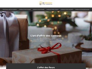La boutique aux cadeaux