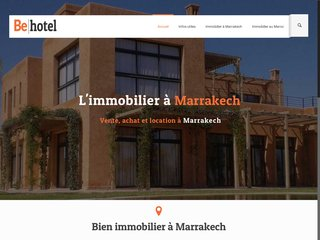 Détails sur l'immobilier au Maroc