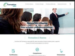 Formation professionnelle à Nantes