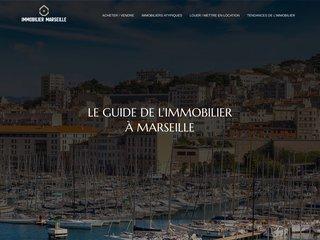 Le guide de l'immobilier à Marseille