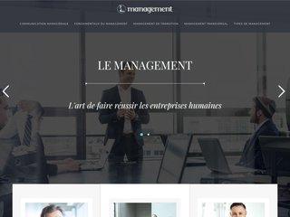 Tout savoir sur le management