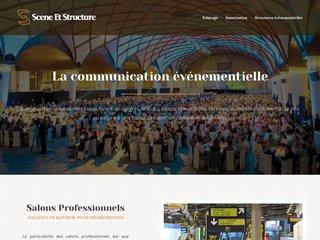 Informations sur la communication évènementielle