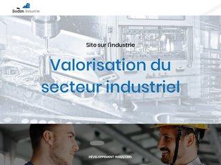 Informations sur la valorisation du secteur industriel