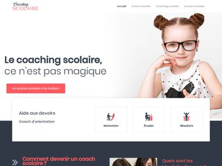 Informations sur le coaching scolaire