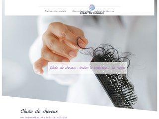 Traitements de la chute de cheveux