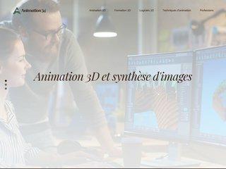 Informations sur les animations 3D
