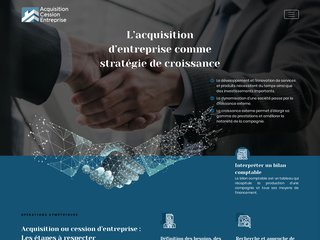 Un site pour la cession d'entreprise