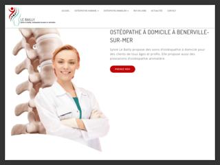 Ostéopathe nourrisson Benerville-sur-Mer