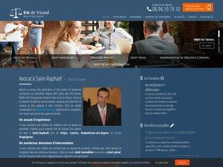 Cabinet d'avocat en droit du travail à Saint-Raphaël