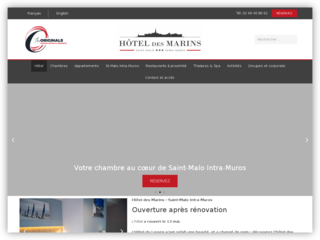 Hôtel des Marins : Saint-Malo Intra Muros