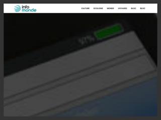 InfoMonde, meilleure plateforme d'informations et d'actualités