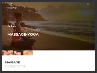 Informations sur le massage