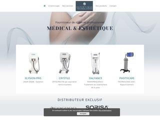 Appareils d'esthétique : distribution en Belgique | Esthétique Technologies