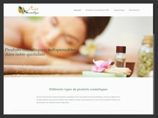 Des informations sur les produits cosmétiques