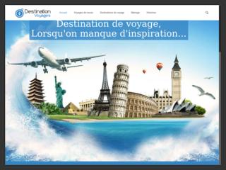 Comment choisir une destination sur thème ?