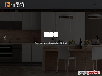 MEUBLES CUISINE, guide pour bien réussir l'aménagement de votre cuisine
