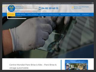 Centre Mondial Pare-Brise  – Remplacement vitrage à Alès