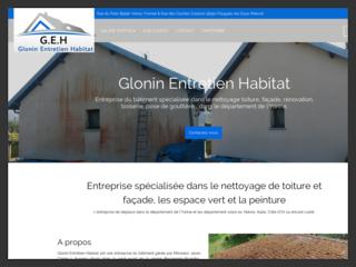 Glonin Entretien Habitat, toiture façade et espaces verts dans l'Yonne