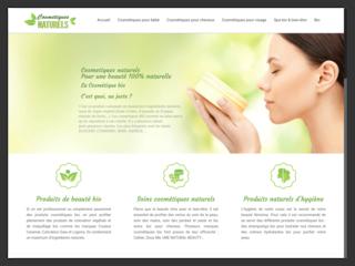 Lumière sur les produits cosmétiques et les produits bio