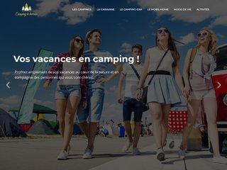 Camping Le Terroir : des vacances mémorables