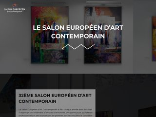Tout savoir sur les artistes du salon européen d'art contemporain