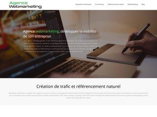 Tout savoir sur l'agence webmarketing