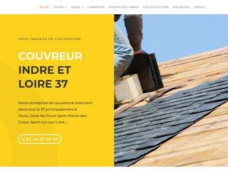 Entretien de toiture à Tours avec GJ Rénovation