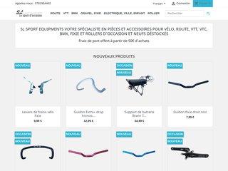 SL Sport equipments vélos et pièces d'occasion