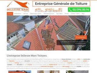 Entreprise générale de toiture à Bruxelles