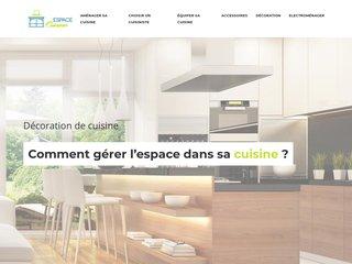 Décorations et aménagements des cuisines