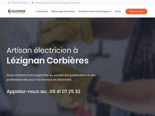 Électricien Lézignan Corbières