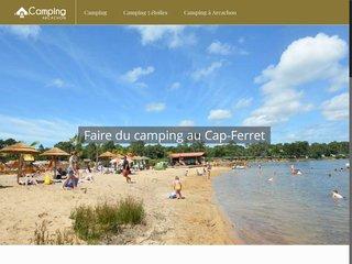 Camping Arcachon : tout savoir
