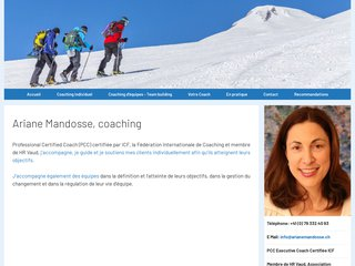 Coaching et assistance sur mesure (Suisse)